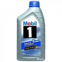 Масло Mobil 1 Life 5w50 SJ/SL/SM/CF (1л)